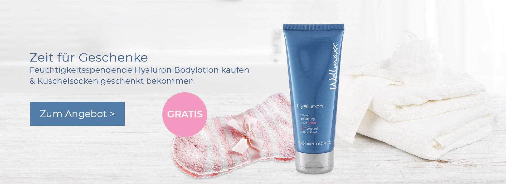 WELLMAXX hyaluron Monatsangebot