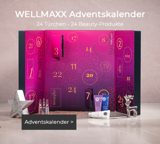 WELLMAXX Adventskalender