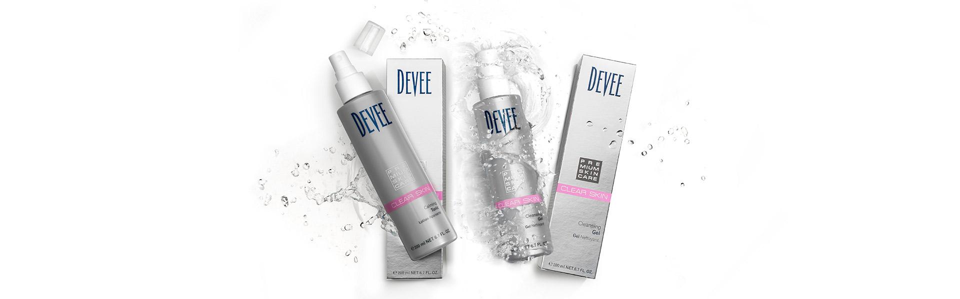 DEVEE Clear Skin Serie