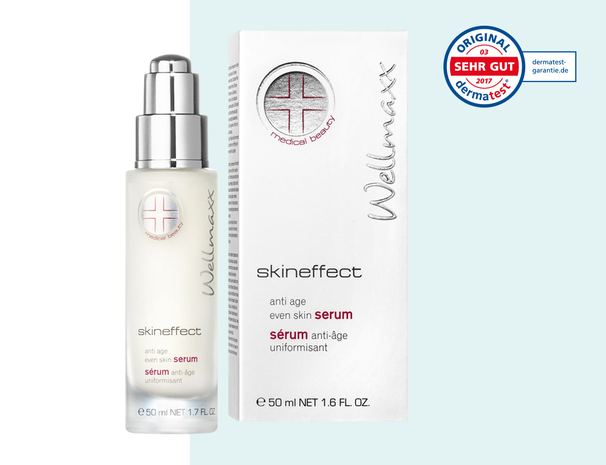 WELLMAXX skineffect Serum