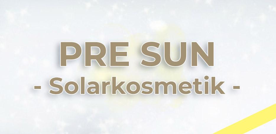 PRE SUN PFLEGE