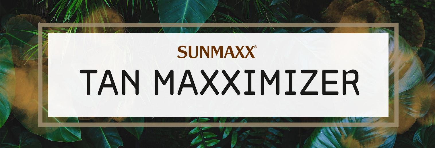 SUNMAXX TAN MAXXIMIZER Solarkosmetik