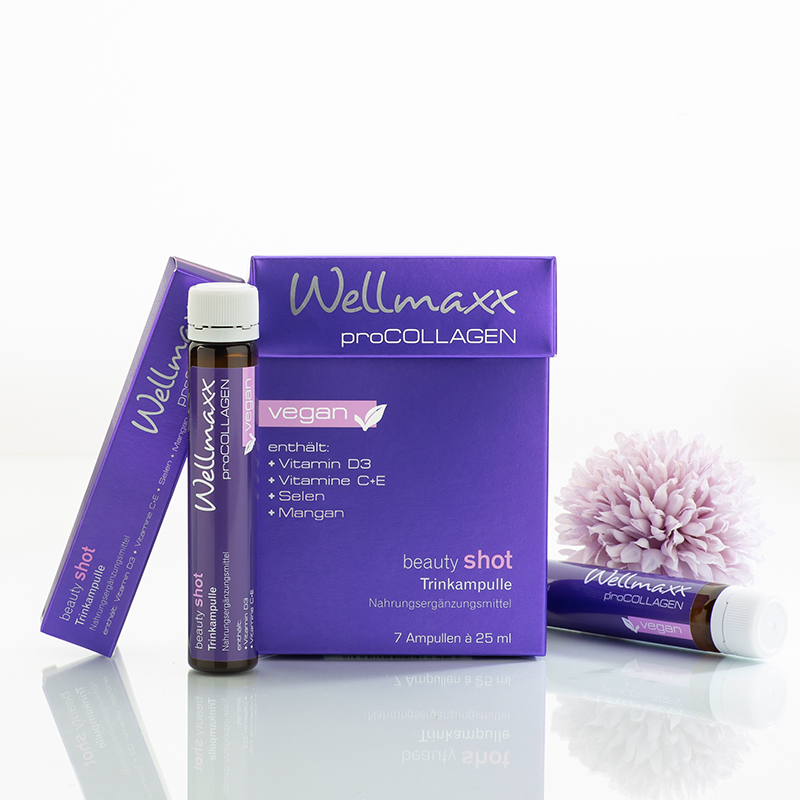 WELLMAXX pro Collagen Trinkampullen